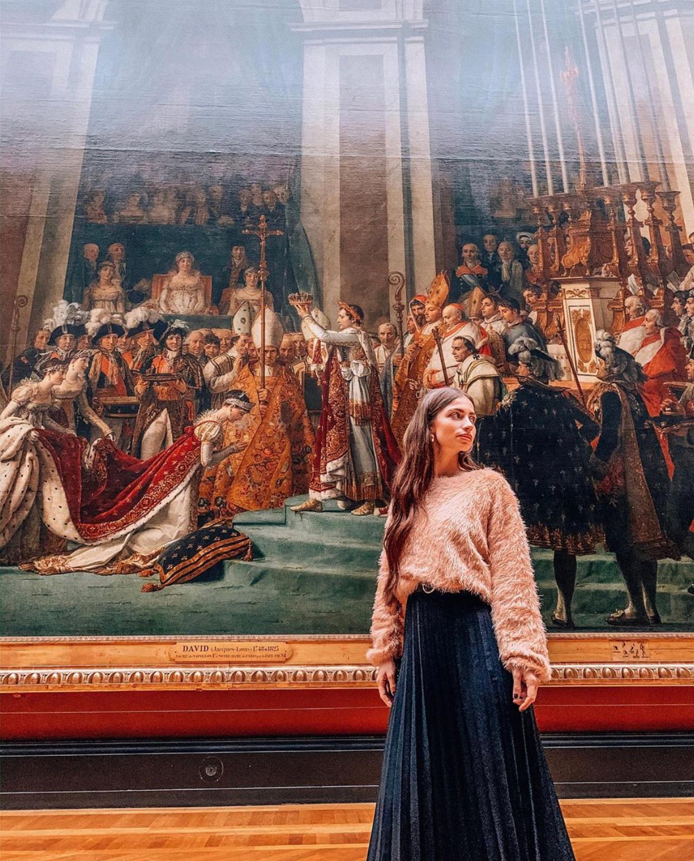 Популярные музеи Парижа