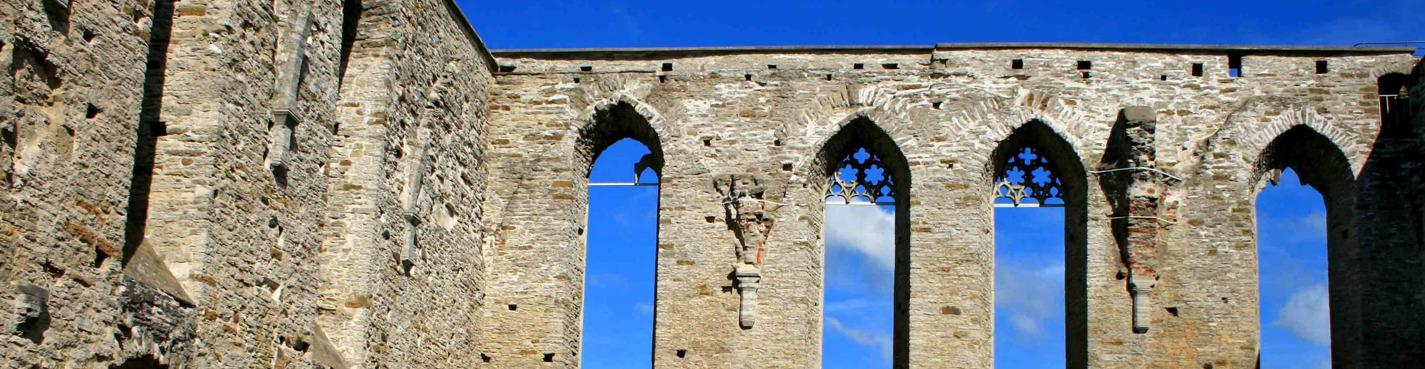 Монастырь Святой Биргитты и история района Пирита