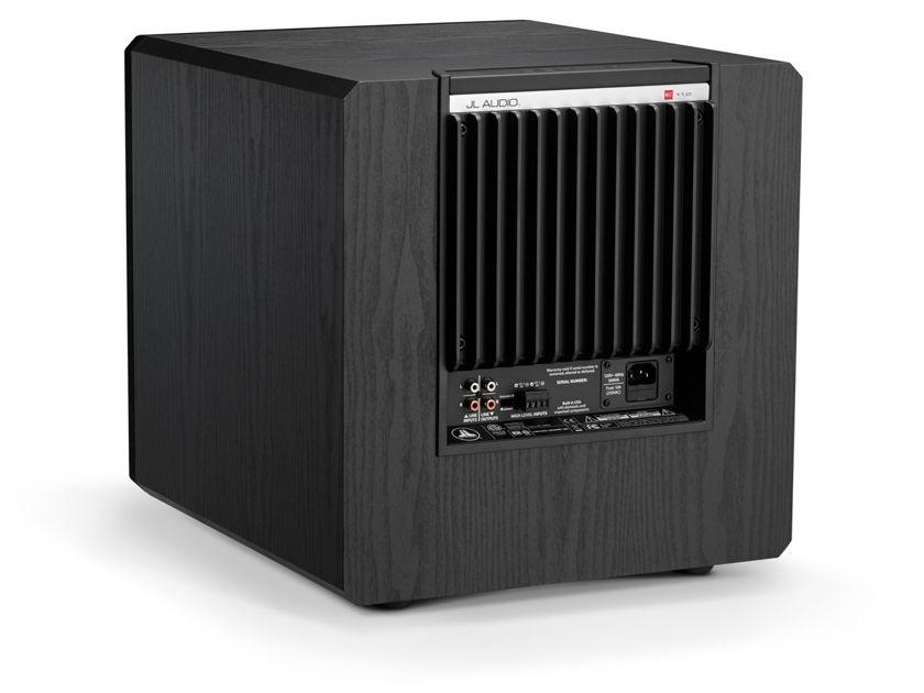 JL Audio e110  1200 Watt Powered Sub-woofer