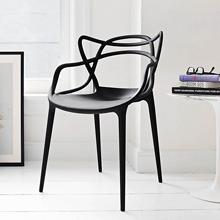 Kartell Masters Chair in Black