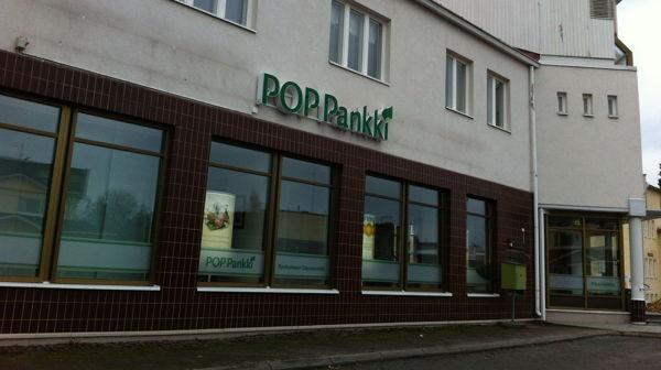 Pop Pankki Yhteystiedot
