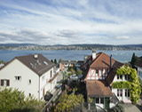 Real estate in Thalwil - Sold - Rarity - House with lake view in a prime location