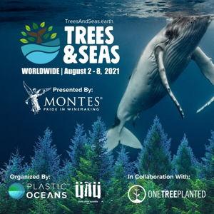 Plastic Oceans Int'l - Trees & Seas