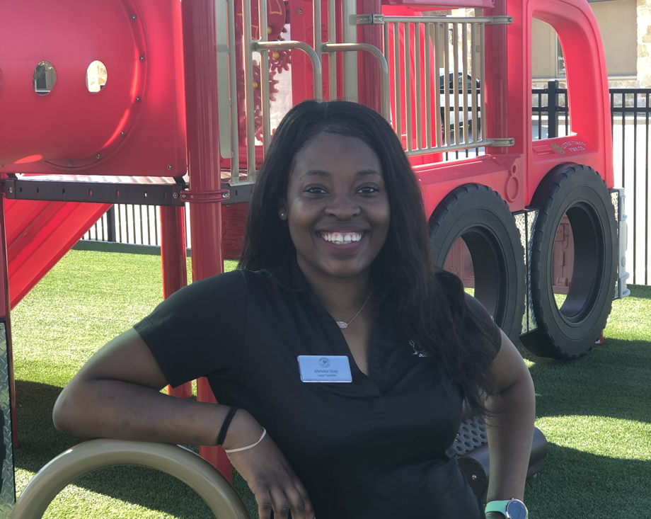 Malaika Gray , Teacher