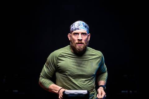 James Lawrence Triathlon Runner