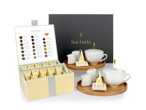 Ultimate Tea Forte Experience For Two from TEA FORTÉ