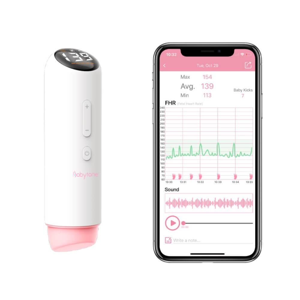 Wellue hospital-grade portable 12-lead ECG machine with tablet design.