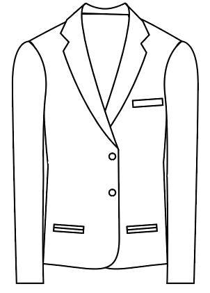 TailorMate   blazer i moderne fit