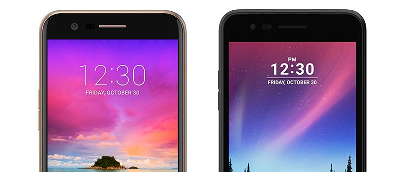 Megérkeztek az LG 2017-es középkategóriás okostelefonjai