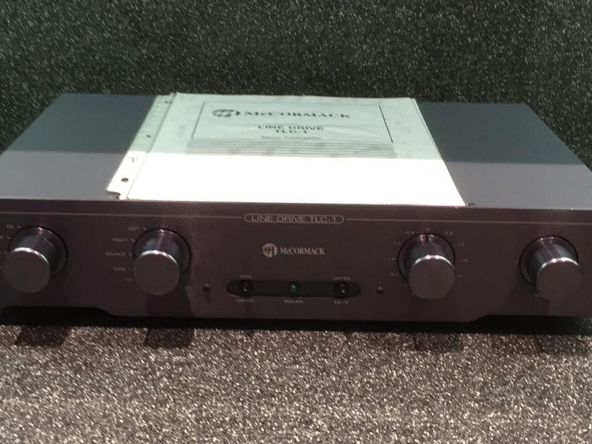 McCormack  TLC-1 Line Drive Vintage Pre-Amplifier