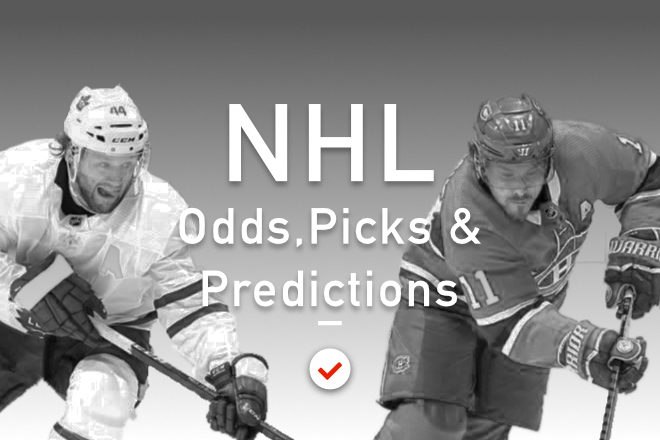 NHL Odds, Picks & Predictions: April 26th-29th