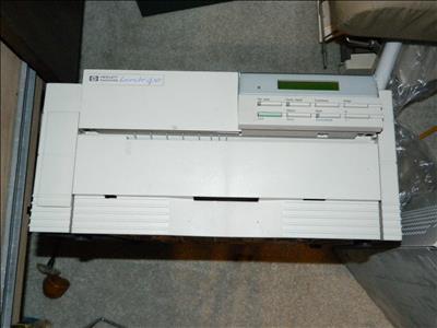 HP MP4 printer