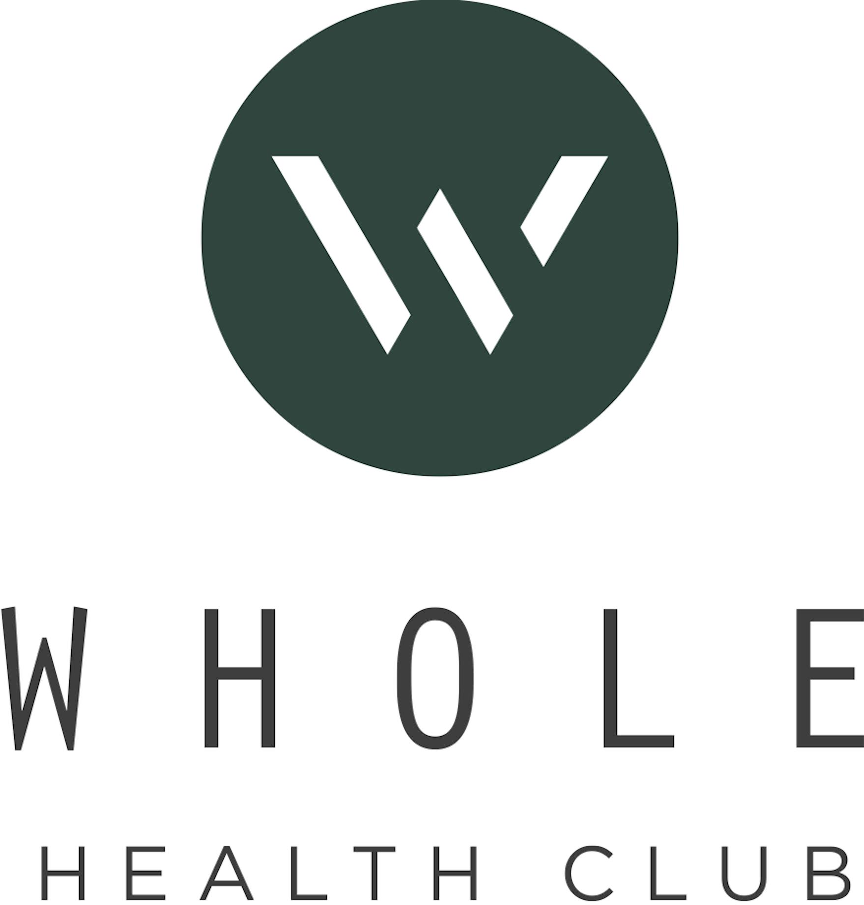 Whole Health Club logo