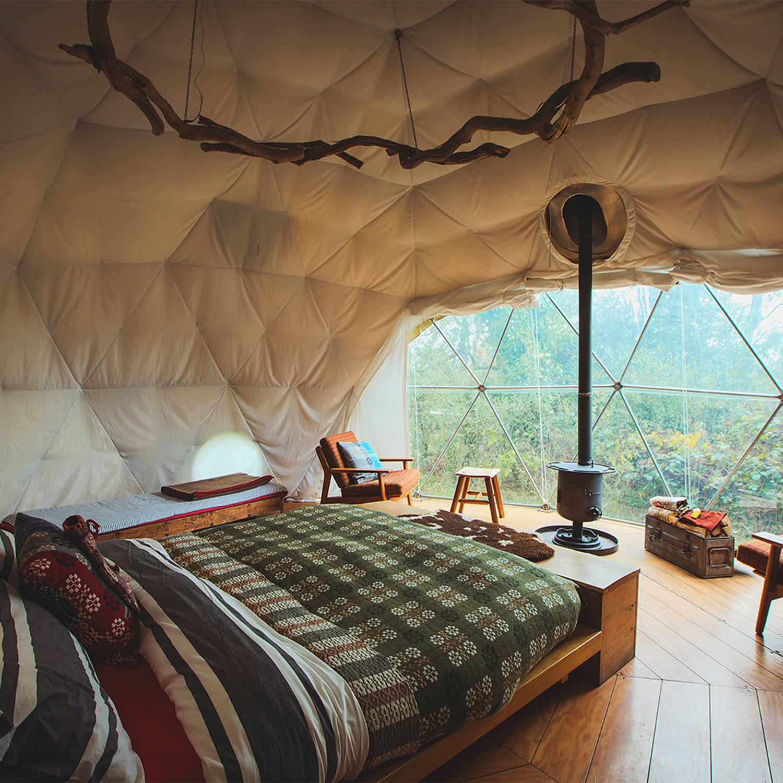 Fforest Farm Dome
