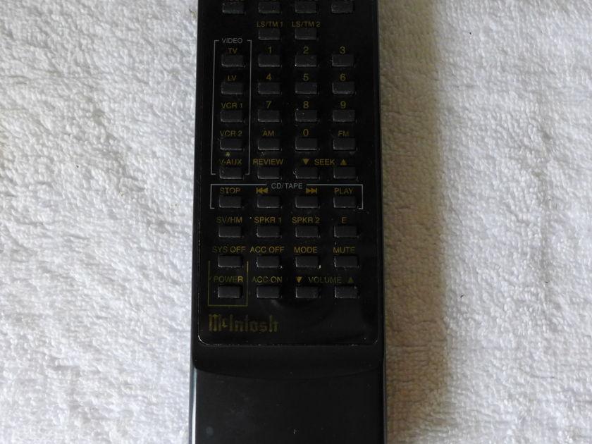 Mcintosh HR 033 remote control