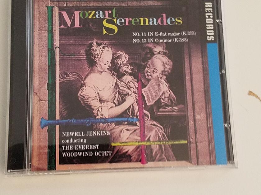 Everest Nevell Jenkins - Mozart Seranades CD