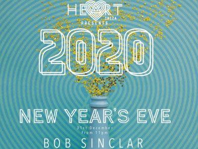 Noche vieja Heart Ibiza,fiestas nochevieja ibiza 2019