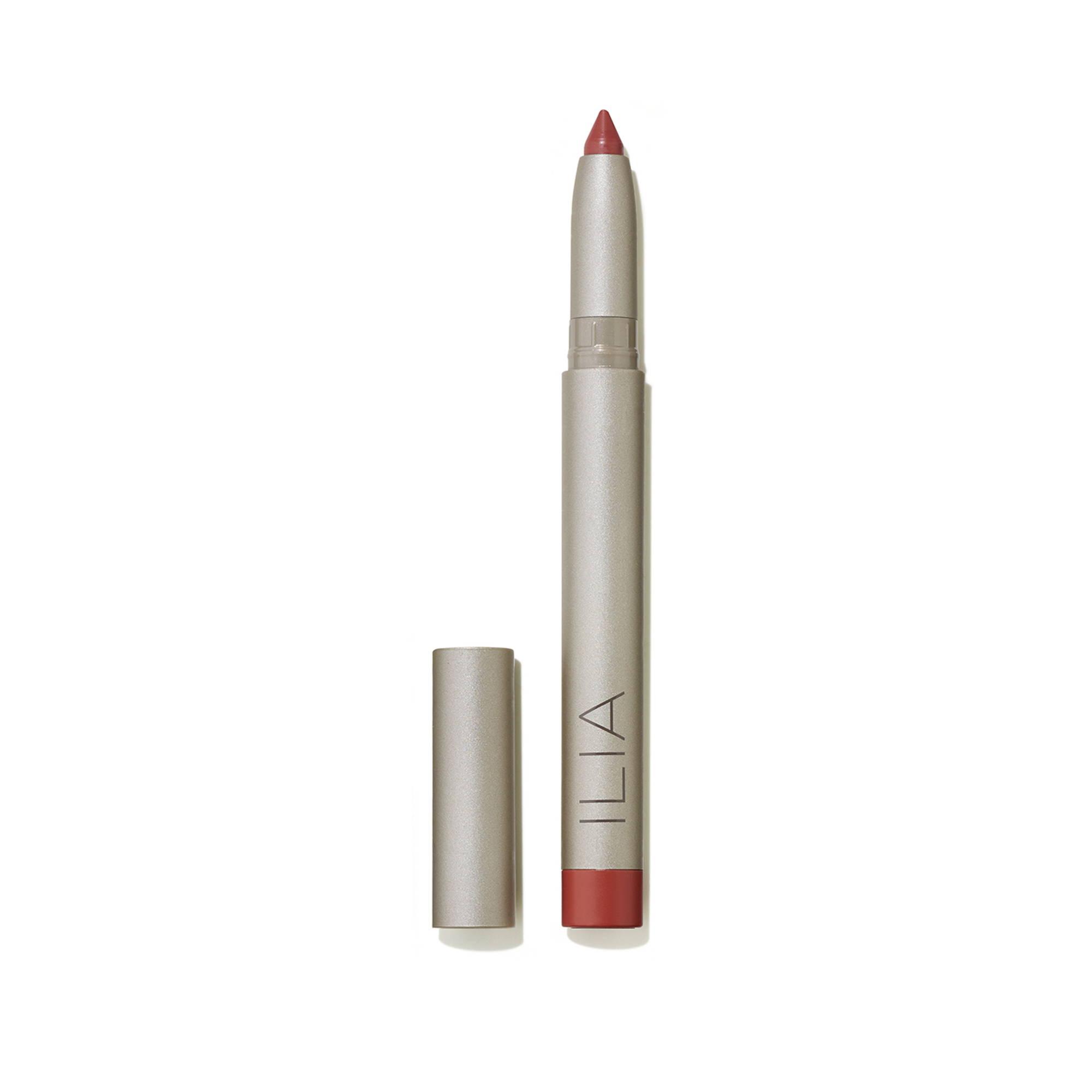 Le Satin Cream Lip Crayon Walk This Way Ilia Beauty