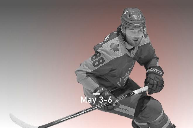 NHL Odds, Picks & Predictions: May 3-6