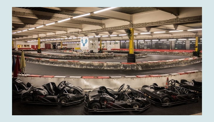 kk kartbahn kartbahn indoor