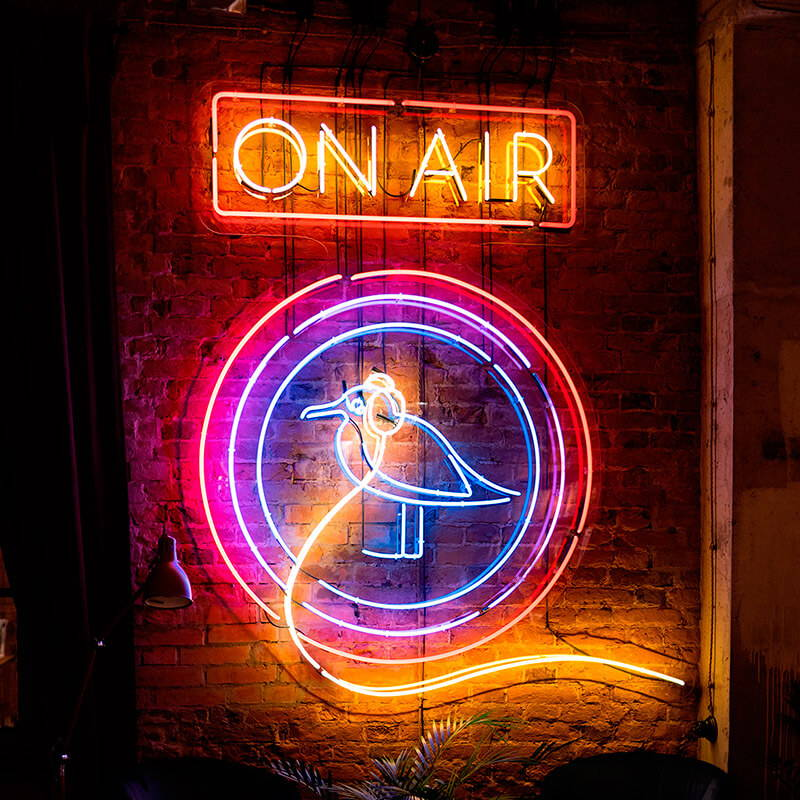 Get Custon LED Neon sign for a business