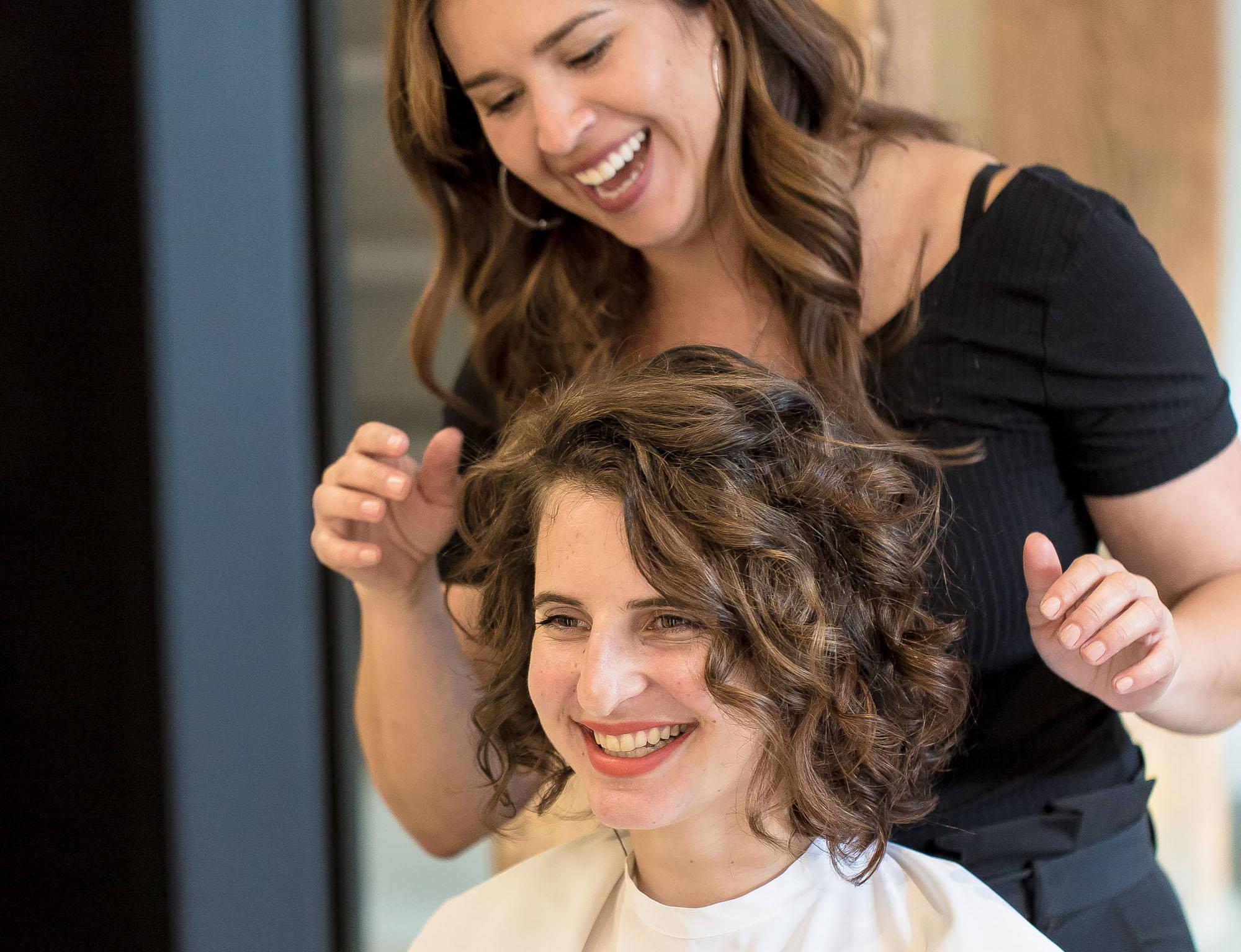 Davines curly hair ideas