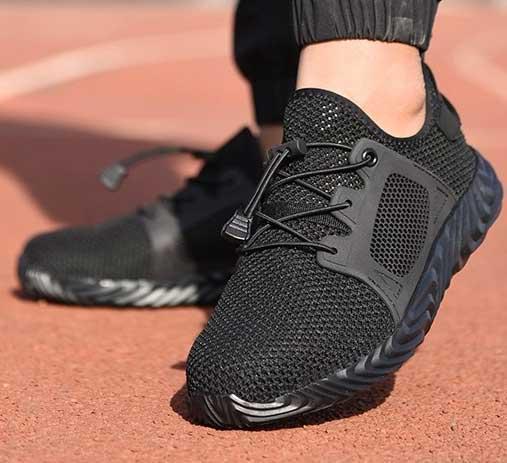 lightweight steel toe shoes, work shoe women's, protective toe shoes