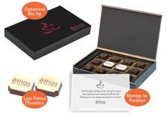 Corporate Gifts for Diwali (12 Chocolates - 100 Box)