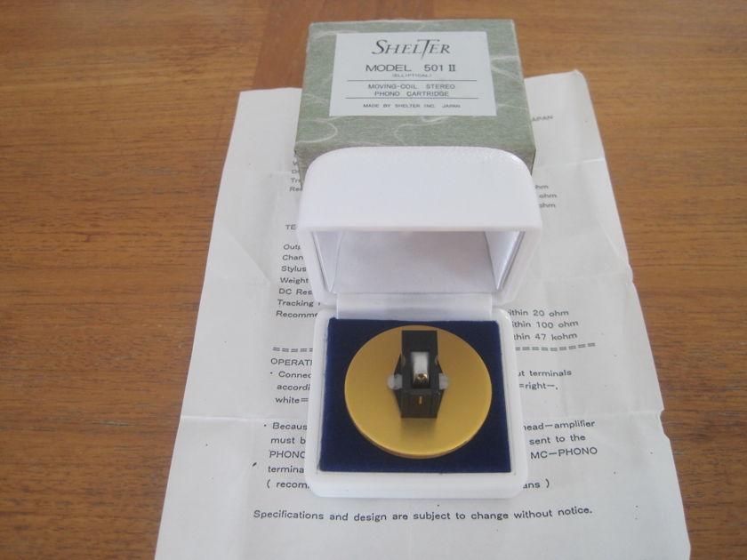Shelter  501 Mark II Cartridge