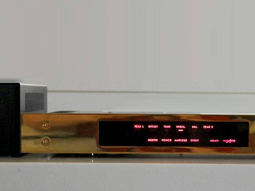 Restek / Thorens EVENT stereo amp rare trades, free layaway, lowest price