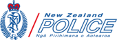 NZ Police Training Service Centre logo