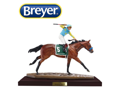 Breyer American Pharoah Resin Horse Model