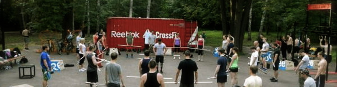 Moscow CrossFit Tour