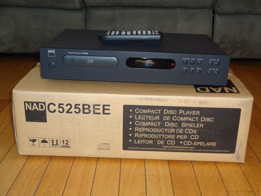 NAD C525BEE CD Player