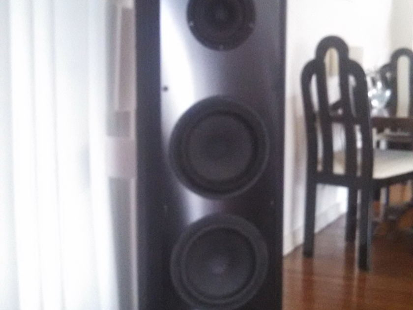 Krell LAT-1 Speakers Excellent Condition