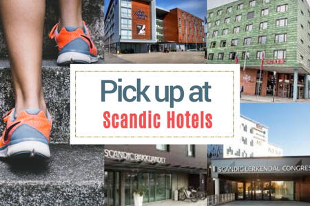 Scandic Running Tour in Trondheim