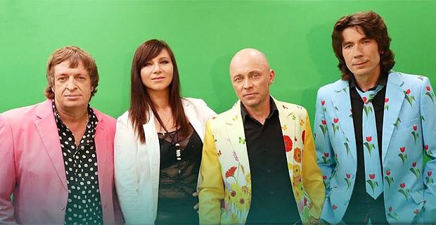 Группа «Рождество» в программе «Живая струна» с Ксенией Стриж на «Радио Шансон» - Новости радио OnAir.ru