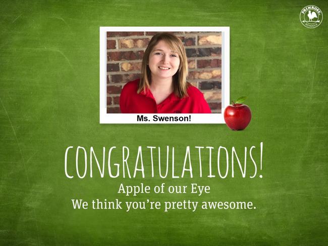 Ms. Swenson