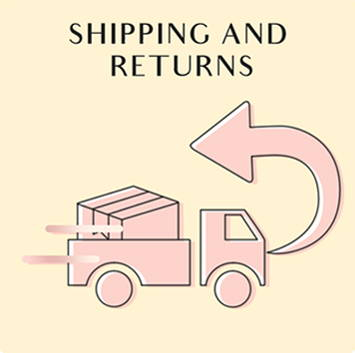 igel beauty shipping and return policy