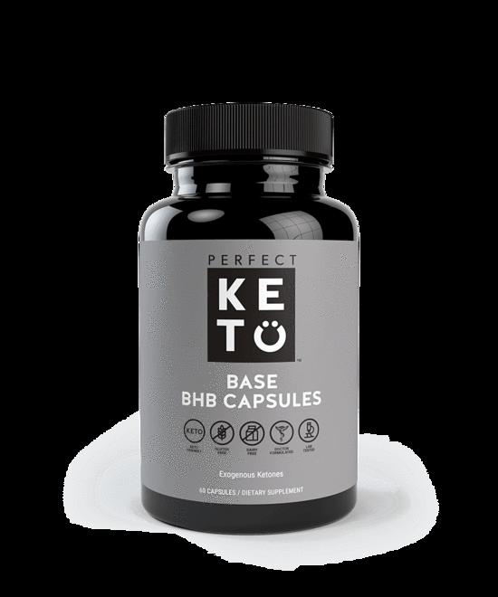 Exogenous Ketone Capsules