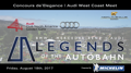 Legends of the Autobahn™ presented by Michelin