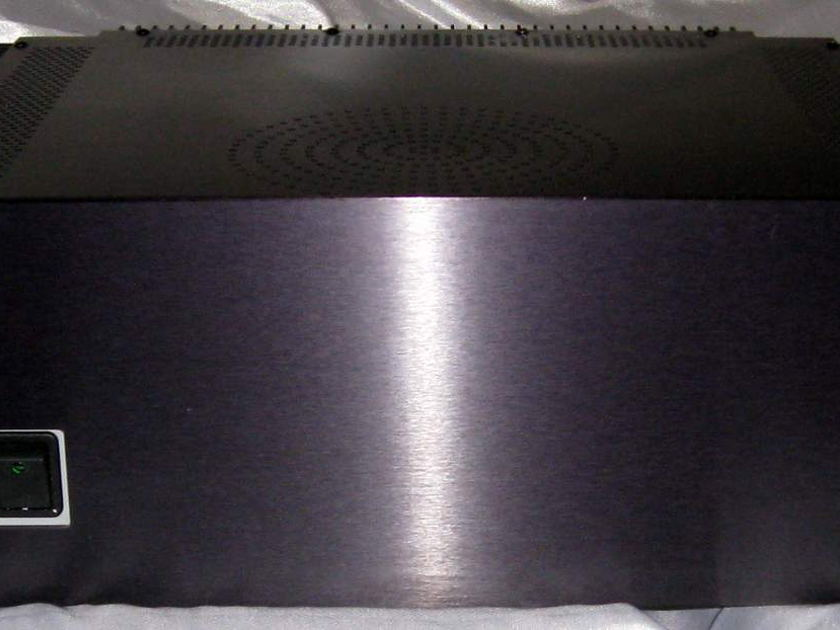 Acurus A-200 x3 3 channel power amplifier 200 wpc x 3 @ 8 ohms