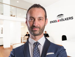 Matteo Bugiantella License Partner Assisi - Spoleto Real Estate Engel & Voelkers Immobiliare