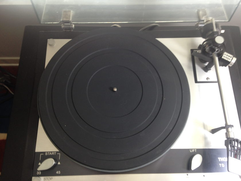 Thorens TD-145 UPGRADED AND REFURBISHED....     PRICE REDUCED AGAIN !!!!