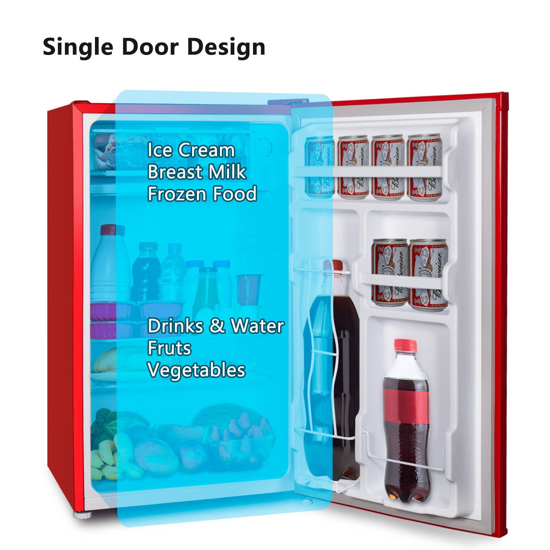 Aposen 3.2CU mini refrigerator