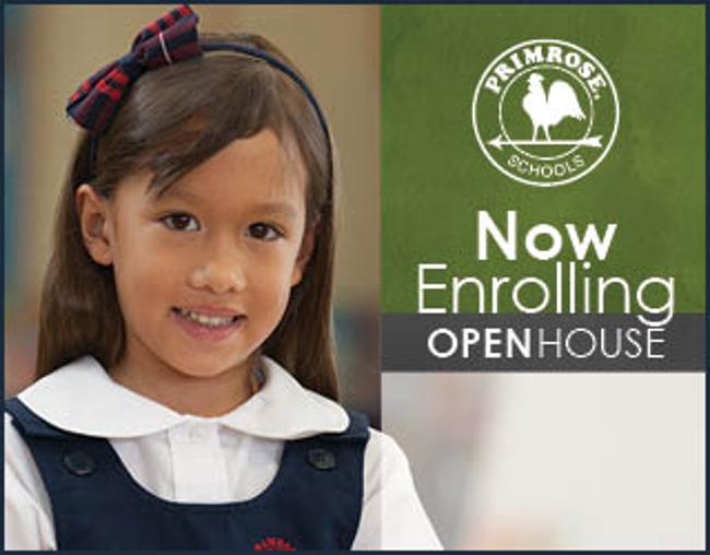 Now Enrolling for Private Kindergarten