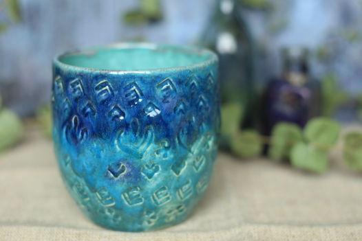 Керамическая кружка Шепот моря