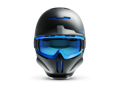 RuRoc RG1- DX Black Ice Helmet