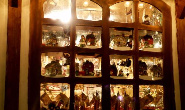 Рождествеская сказка в Целле и Брауншвайге
