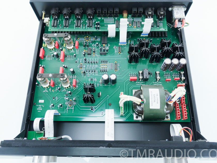 McIntosh C220 Tube Preamplifier; Excellent; MM Phono (8549)